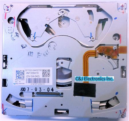 DV-04-042, DVD mecanismo