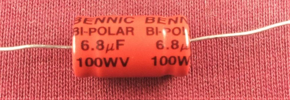 6.8mF 100V Bi-Polar