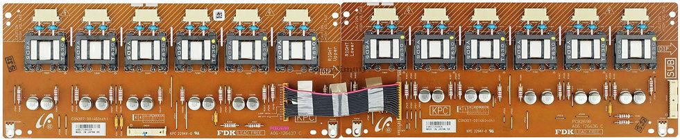 PCB2698, PCB2699, A06-126436D, A06-126437D