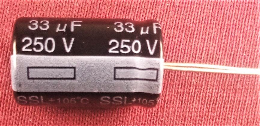 33mF 250V