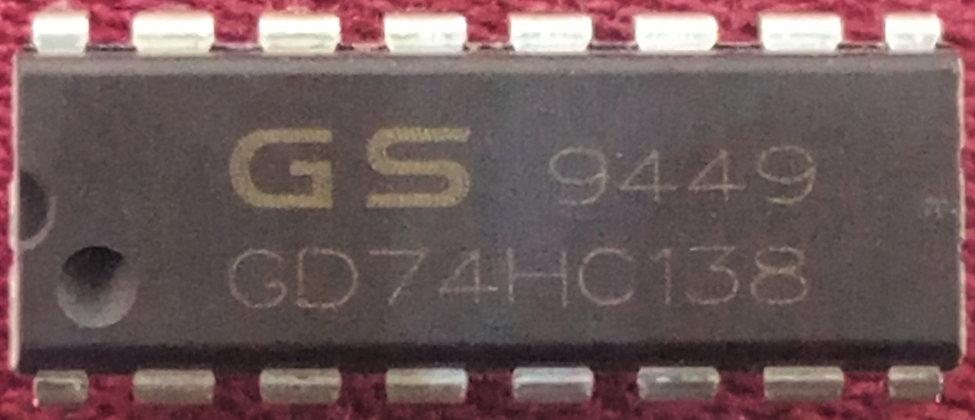 GD74HC138