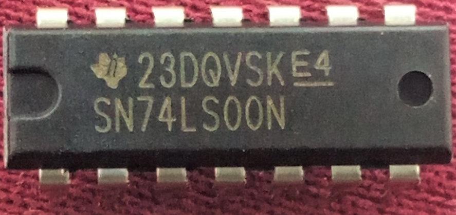 SN74LS00N