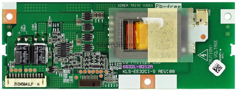 6632L-0212A, KLS-EE32CI-S REV:08