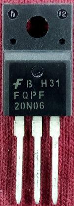 FQPF20N06