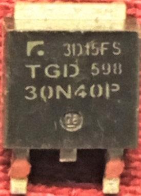 TGD30N40P