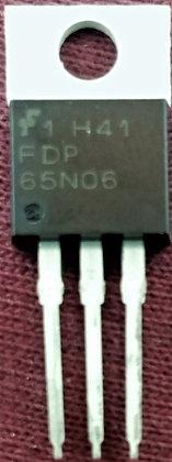 FDP65N06