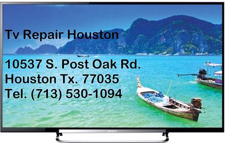 Tv Repair Houston 3