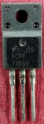 FCPF11N60 , 11N60