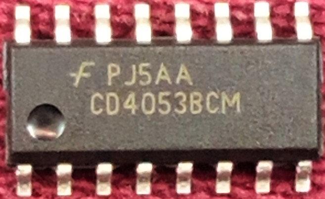 CD4053BCM