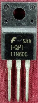 11N60 , FQPF11N60C