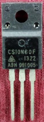 CS10N60F