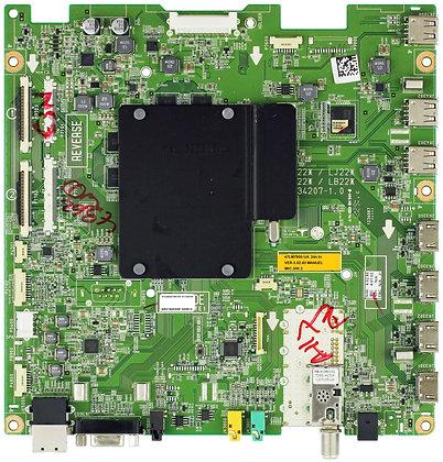 EAX64434207-1.0, VER-3.02.83 MANUEL.