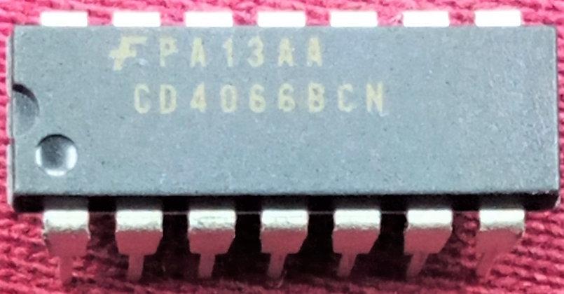 CD4066BCN