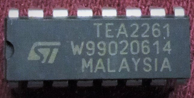 TEA2261