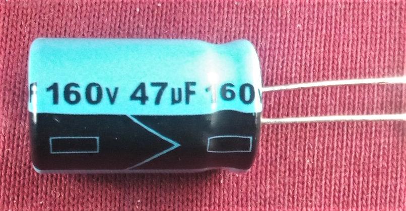 47mF 160V
