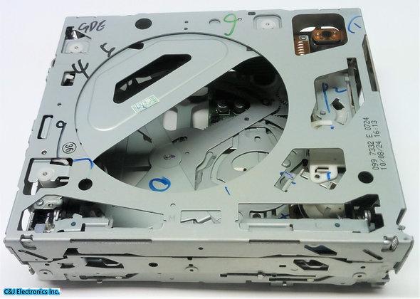 CNP9309-A, 6cd changer Mechanism Pioneer