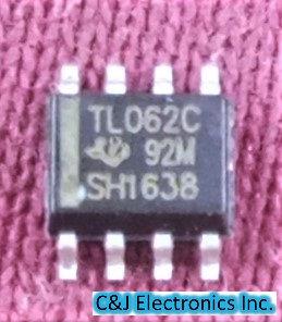 TL062C  SOIC-8