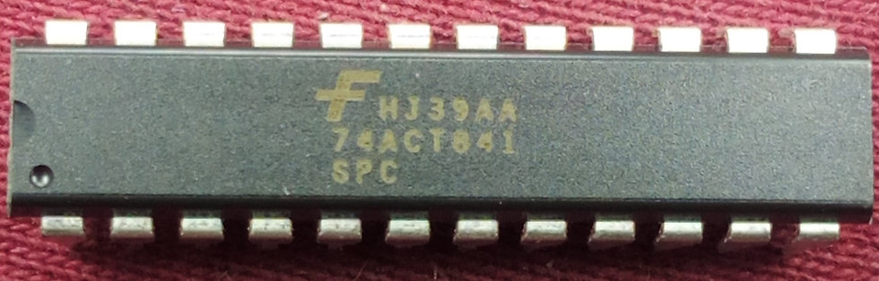 74ACT841SPC