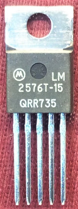 LM2576T-15