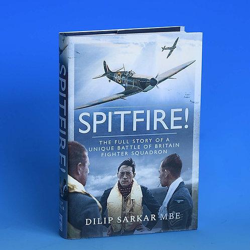 Spitfire - Dilip Sarkar MBE