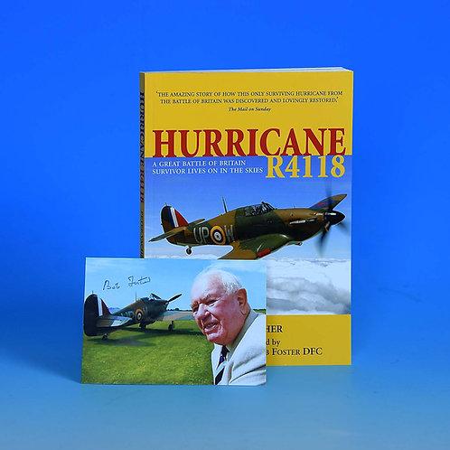 Hurricane Mk1 R4118 by Pater Vasher