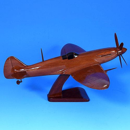 Mahogany Spitfire