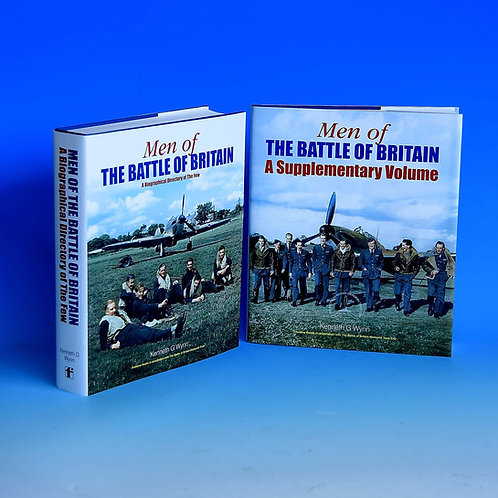 The Men of The Battle of Britain Bundle **Plus a free signed postcard**