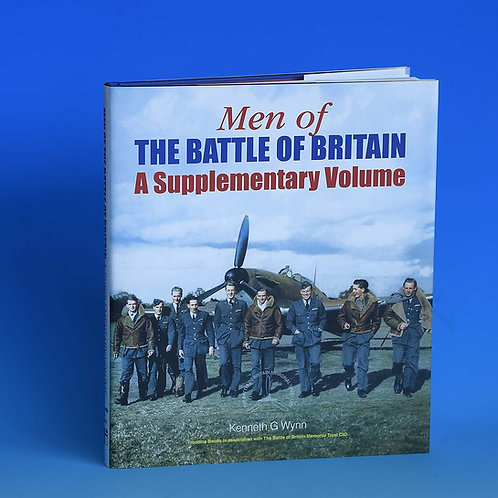 Men of the Battle of Britain - A Supplementary Volume **Plus a free signed postc