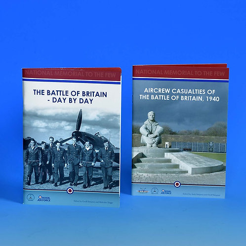 Casualties of the Battle of Britain / The Battle of Britain – Day by Day book se