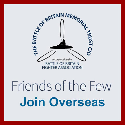 International Friends of the Few - Hurricane