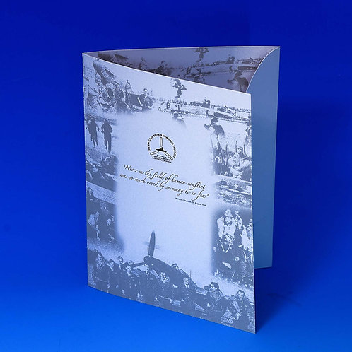 Men of the Battle of Britain Folder