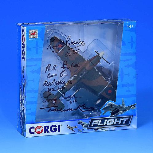 Corgi Aviation Flight Hurricane MkII 5 Signatures