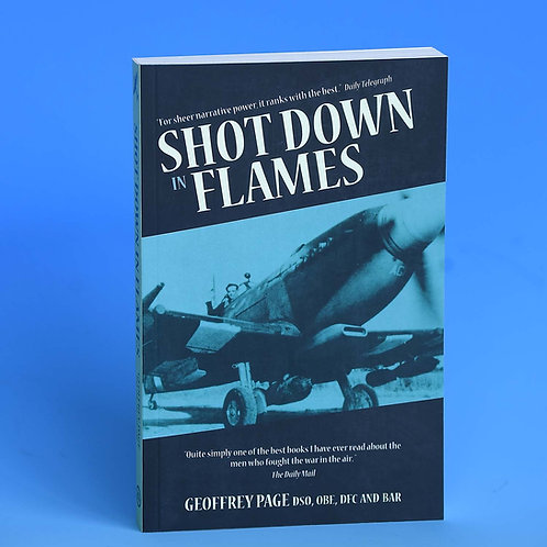 Shot Down in Flames  Geoffrey Page