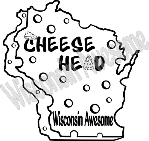 Cheese Head | Wisconsin Awesome