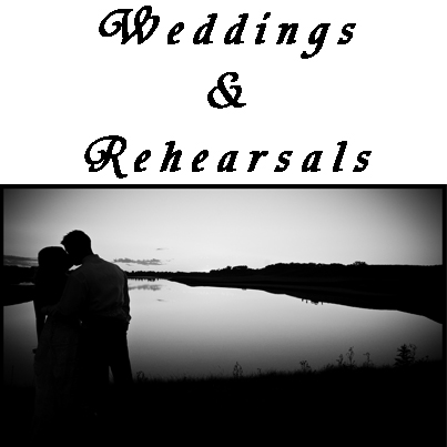 Wedding and Rehearsals