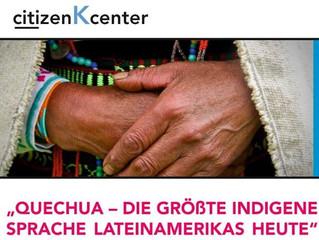 Jornada sobre el quechua