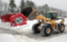 Boss Loader Plow