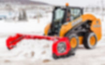 Boss Skid Steer Box Plow