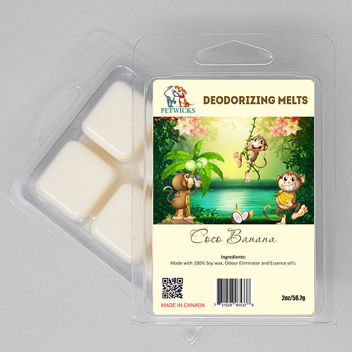 Coco Banana - Wax Melts