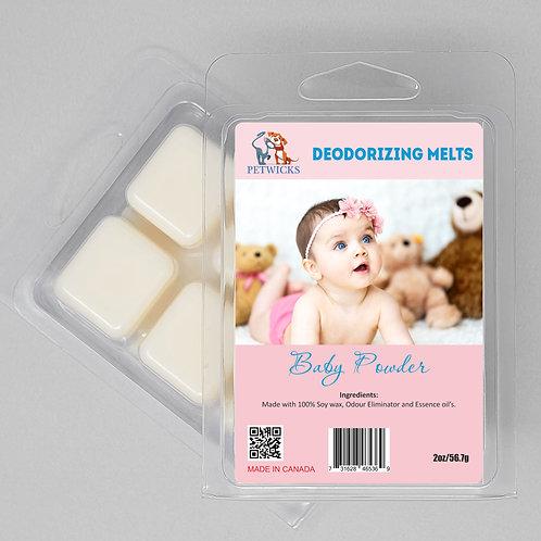 Baby Powder - Wax Melts