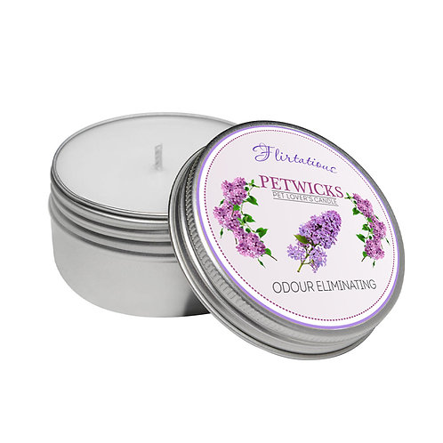 Flirtatious Lilac 4oz Tins