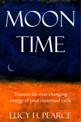 Moon Time by Lucy H. Pearce