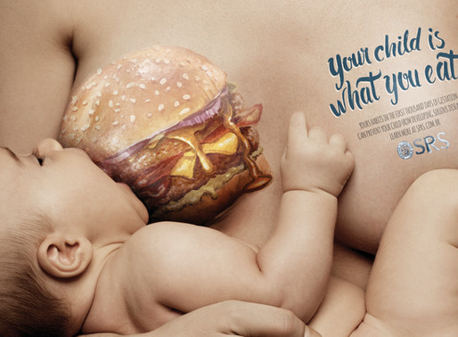 Creative Adverts & Design - #001
