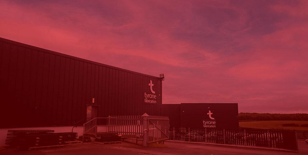 Tyrone Fabricatin, Ballygawley factory