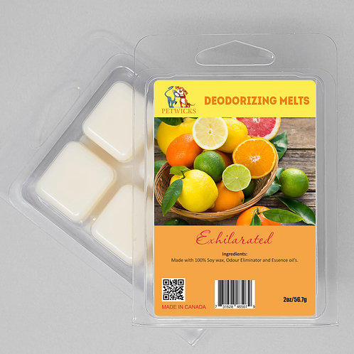 Exhilarated - Wax Melts