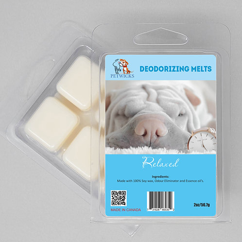Relaxed - Wax Melts
