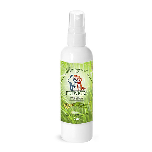 Lemongrass - 2oz Room or Auto Spray