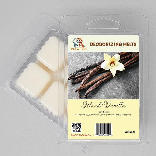 Island Vanilla - Wax Melts