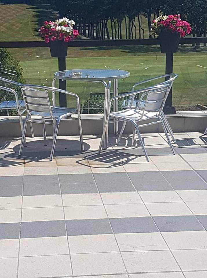 Lurgan Golf Club Terrace