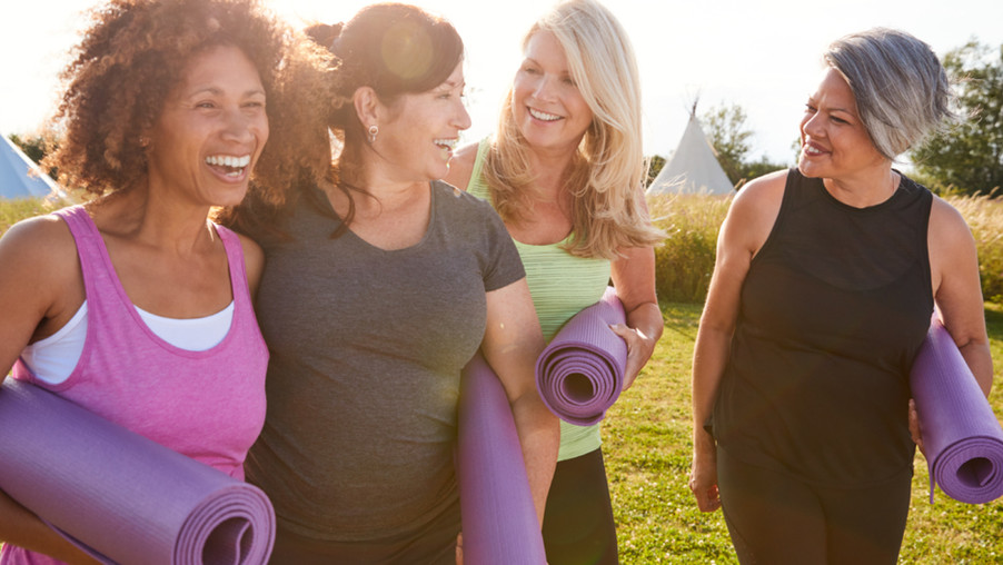 Living in Flow - Womens Circle
